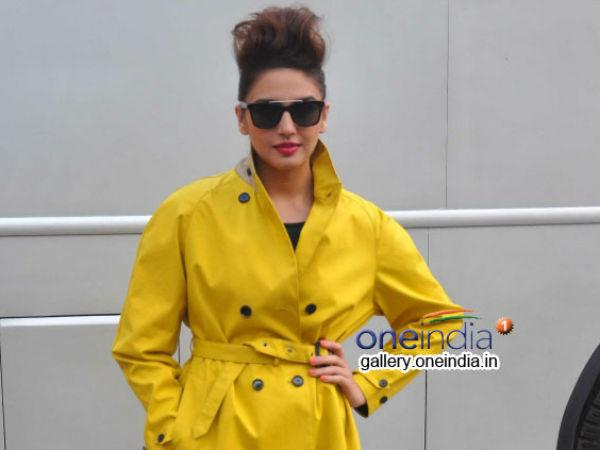 Huma Qureshi Campaign Lesbian Gay Bisexual Transgender Awareness