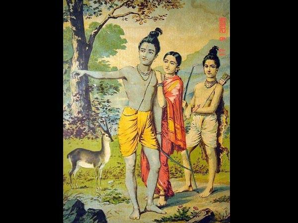 Was Sita Daughter Of Ravana