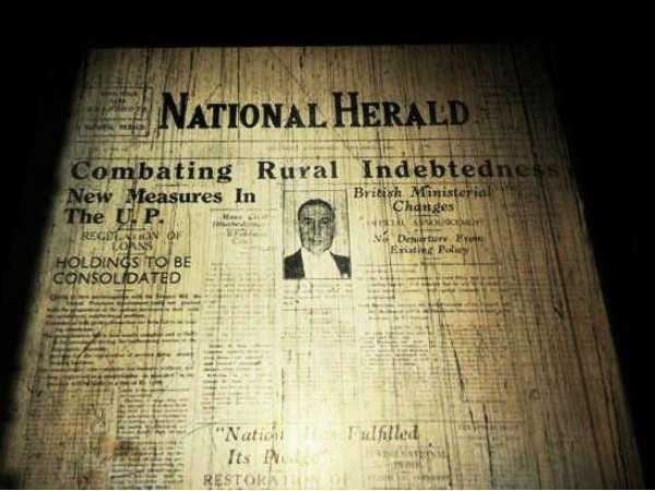 Black History Of National Herald What Sonia Rahul Earned