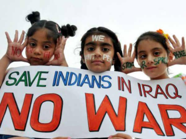 save indians in iraq