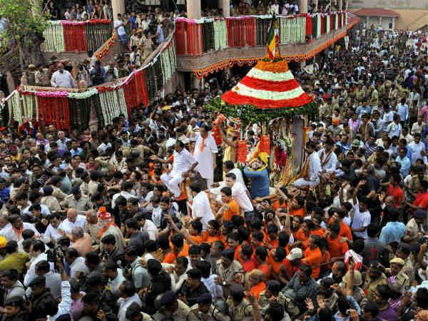 Puri Rath Yatra 2014 Must See Event