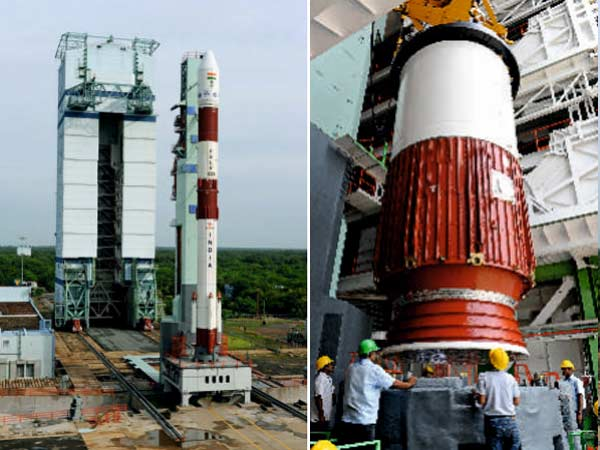 Isro S Pslv C23 Pm Narendra Modi Attend Launch
