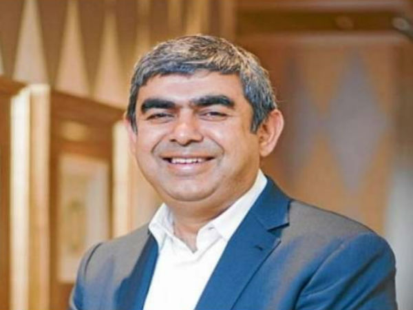 Infosys Ceo Designate Vishal Sikka To Get Annual Salary Of 30 Crore