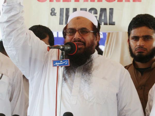 Hafiz Saeed Spotted Near Rajasthan Border