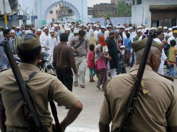 Isi Could Ignite Communal Riots Uttar Pradesh During Ramzan