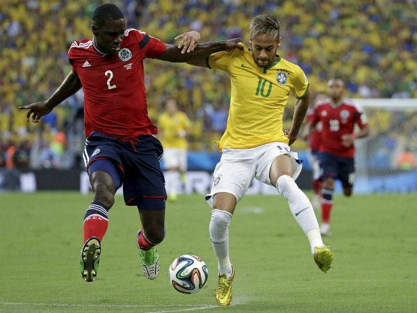 Fifa World Cup 2014 Brazil And Germany Enter In Semi Final