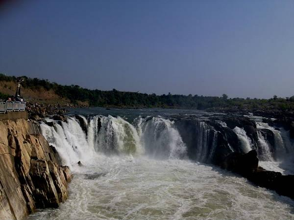 Jabalpur Of Fascinating Marble Rocks And More