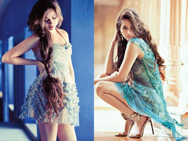 Salma Agha S Daughter Sasha Is Rumoured Have Married Sachin Gupta