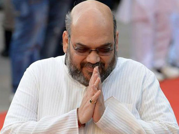 Ahmedabad Perform Grand Welcome For Bjp President Amit Shah On Sunday