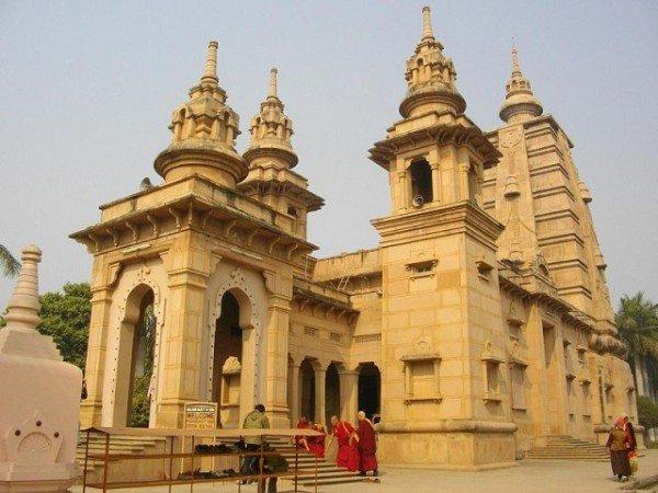 Uttar Paredesh Sarnath The Land Buddha