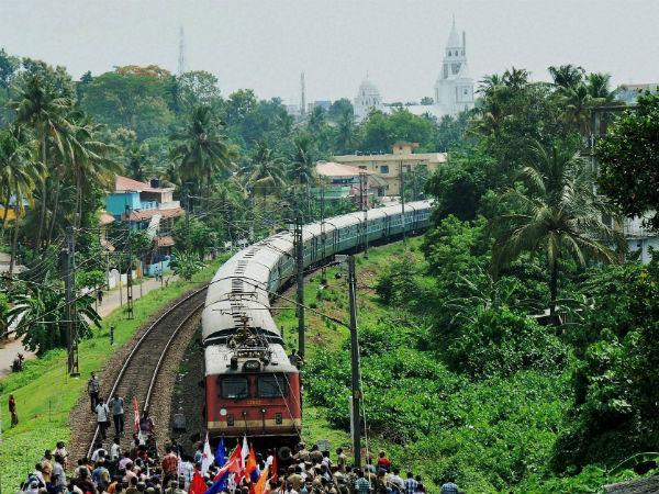 Silent Features Rail Budget 2014 Presented Sadananda Gowda Attract Young Travellers