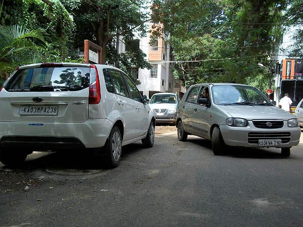 How Parallel Park Your Car