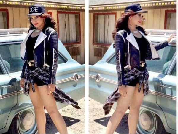 Sonakshi Sinha Gets Jazzy Honey Singh S Video