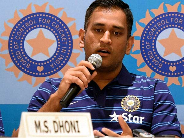 We Cannot Control The Pitch Says Dhoni After Draw