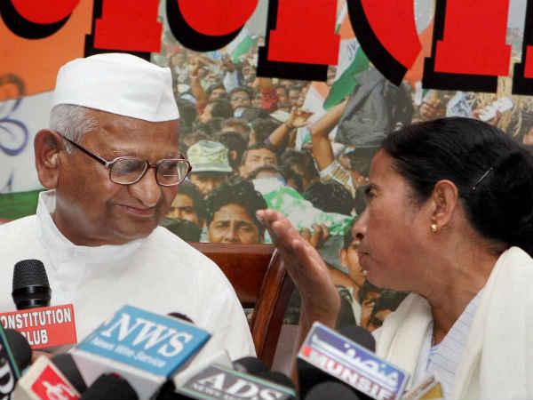 Anna Hazare First Recipient New Canadian Award