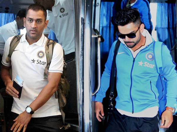 Dhoni Is Not Good Test Captain Kohli Should Take Over Ian Chappell