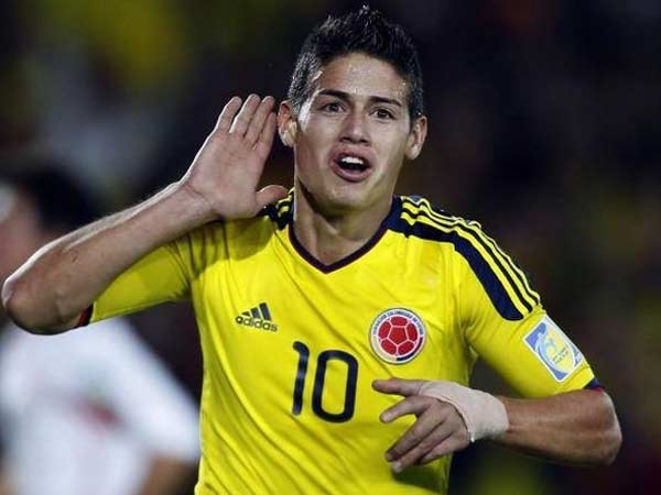 James Rodriguez Is The Biggest Discovery Brasil Worldcup