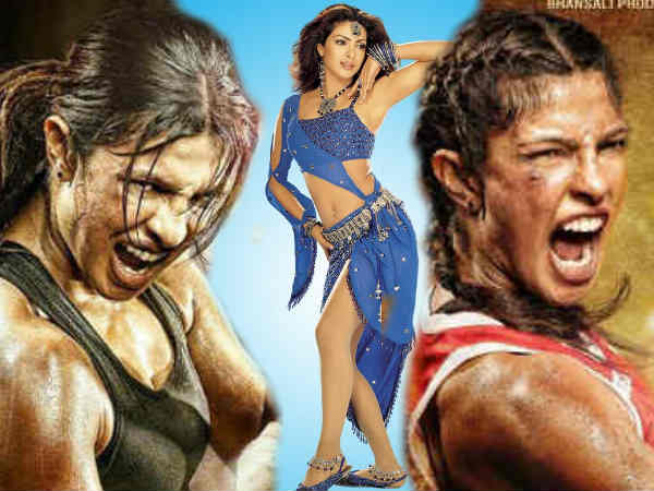Mary Kom Poster Released Priyanka Is Awesome
