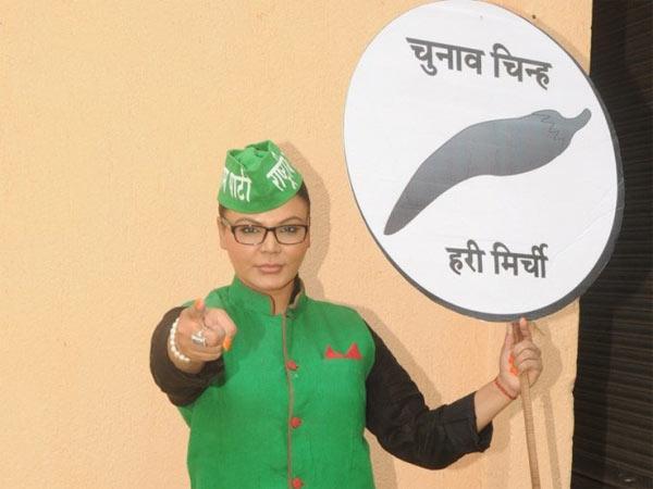 Rakhi Sawant Will Get Big Victory Lok Sabha Election 2014 Lse