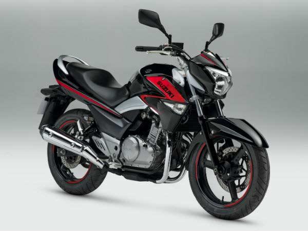 Suzuki Introduces Special Edition Inazuma