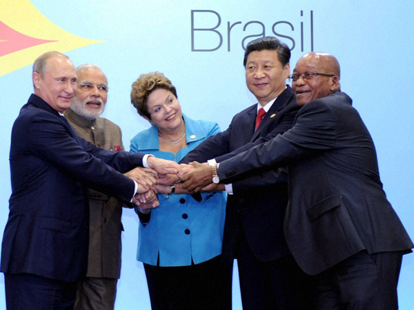 Agreement On Brics Development Bank Significant Step Narendra Modi