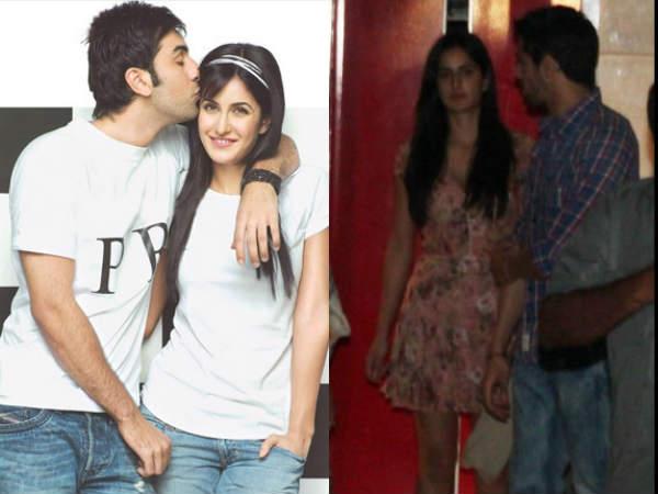 Bday Spl Unseen Candid Pics Of Katrina Kaif Ranbir Kapoor Alleged Affair