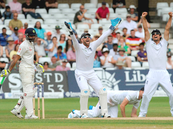 Controversy Anderson Allegedly Abused Pushed Jadeja