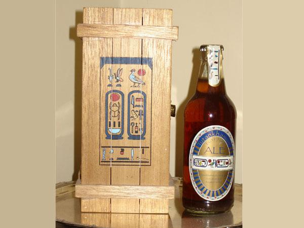 Tutankhamun Ale: $75 for 500ml