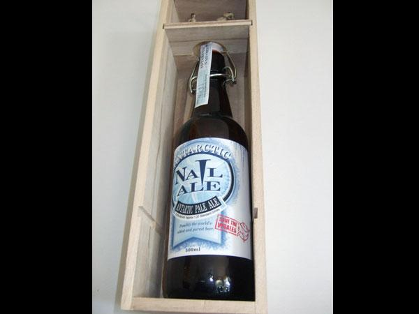 Nail Brewing's Antarctic Nail Ale: $815