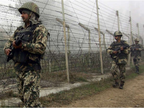 Govt Deploys 2000 Extra Bsf Troops Along Pak Border Jammu