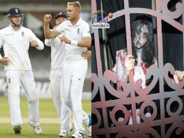 England Cricketers Spooked Out Claim Team Hotel At London Haunted