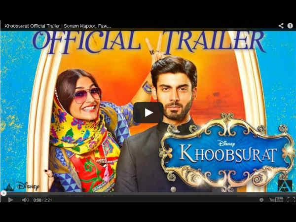 Khoobsurat Movie Trailer Released