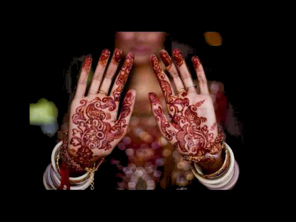 Significance Of Mehndi In Indian Wedding