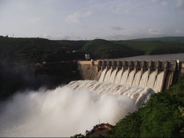 Srisailam Andhra Pradesh The Holy Town