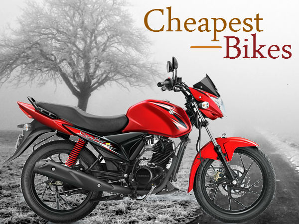 Top Cheapest Commuter Bikes India Bikes Below Rs 60