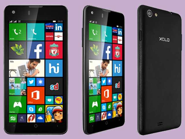 Xolo Win Q900s Windows Phone 8 1 Now Available Sale