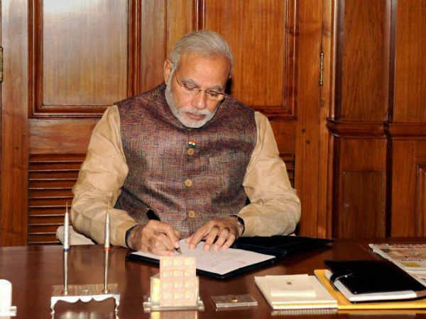 Narendra Modi Can Give Ring Ministries Suddenly Quick Report