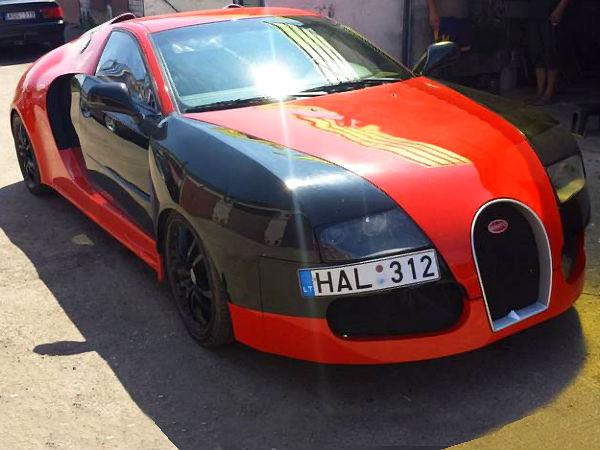 From An Audi A6 A Bugatti Veyron