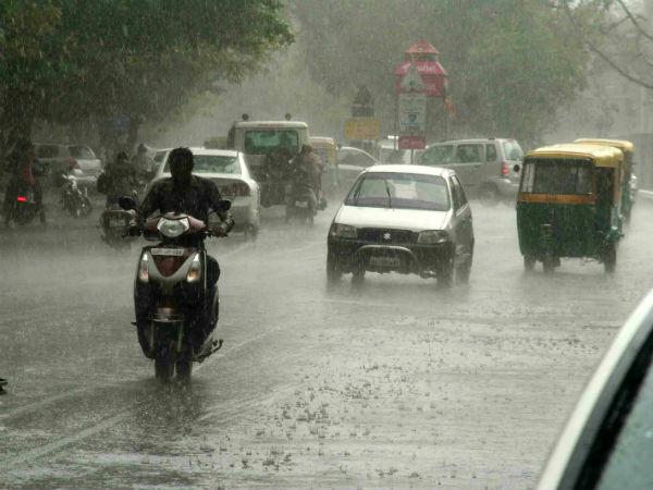 Rainfall Across Gujarat Heavy Rain Forecast For Next Week