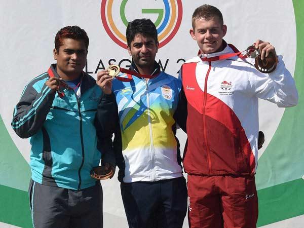 Cwg 2014 Full List India S Medal Winners On Day
