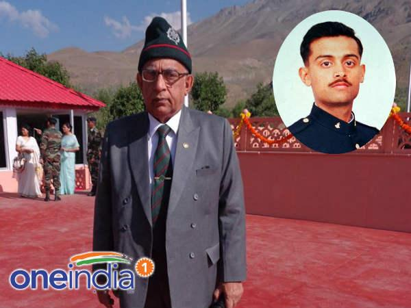 Kargil War Special Father Of Shaheed Captain Vijaynt Thapar Talk About Son