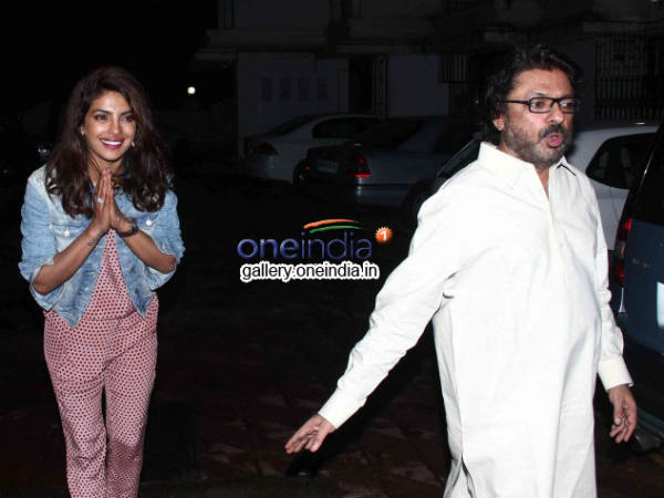 Sanjay Leela Bhansali Hosted Birthday Party Priyanka Chopra Birthday