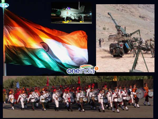 Kargil Vijay Diwas Exclusive Pics From Dras