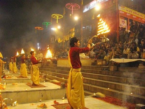 Varanasi Brush With The Divine At Varanasi