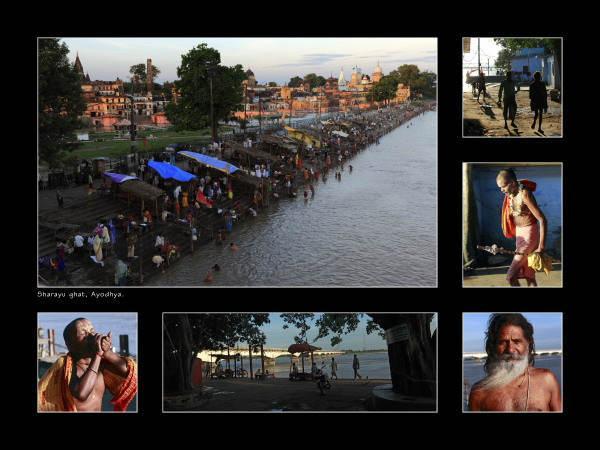 Ayodhya Holy Land Shri Ram Take Look Pics