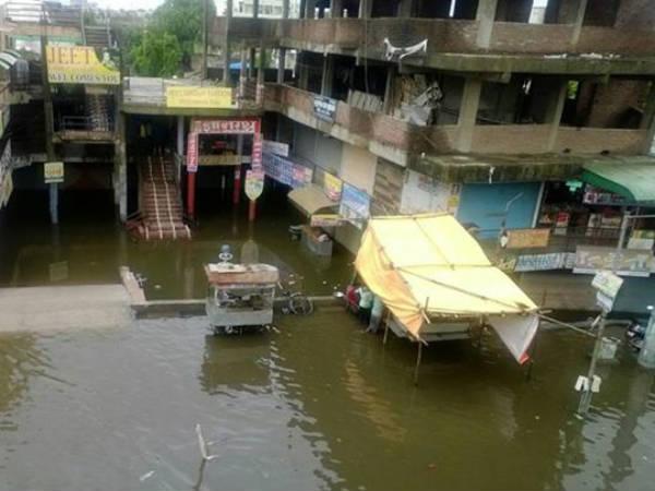 Gujarat Rain Update On 30 July 2014 Alert Declared 48 Hours