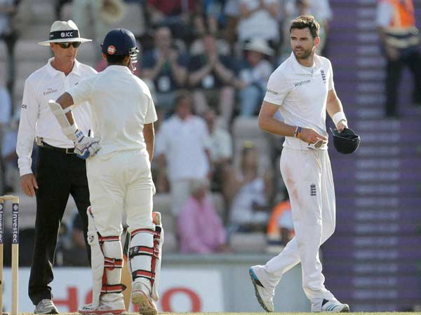 Anderson Another Spat Targets Rahane