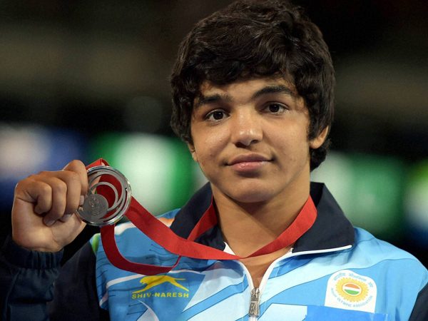 Cwg 2014 India S Four Wrestlers Lost The Finals
