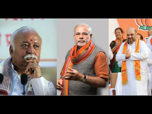 Amit Shah Meet Rss Chief Mohan Bhagwat Sangh Wont Help Bjp In Assembly Elections