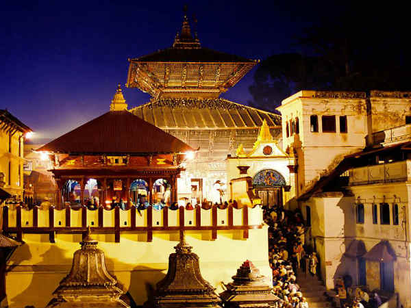 Pashupatinath Temple Has Rare Shivling